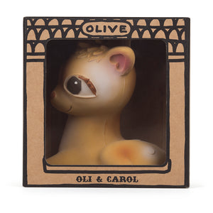 Oli & Carol - Olive the Deer
