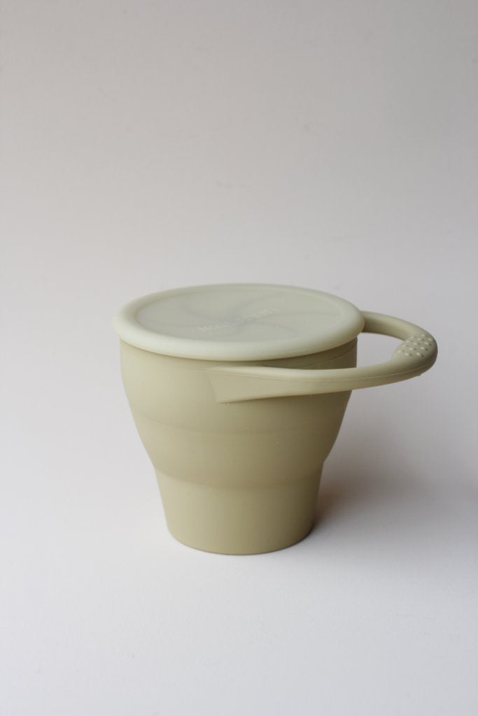 Little Chew - Snack Cup (Khaki)