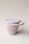 Little Chew - Snack Cup (Pale Mauve)