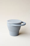 Little Chew - Snack Cup (Silver Blue)