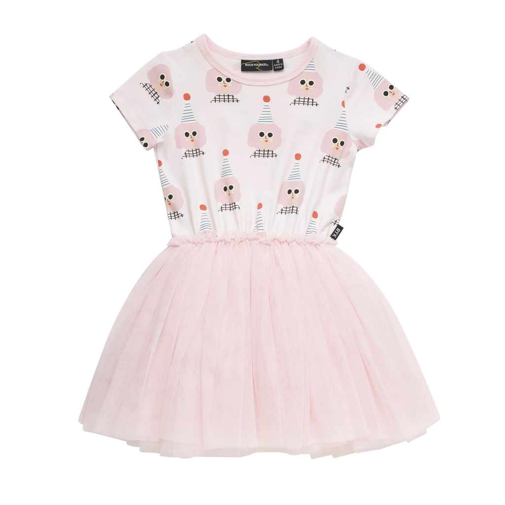 Rock Your Baby - Party Girl Circus Dress