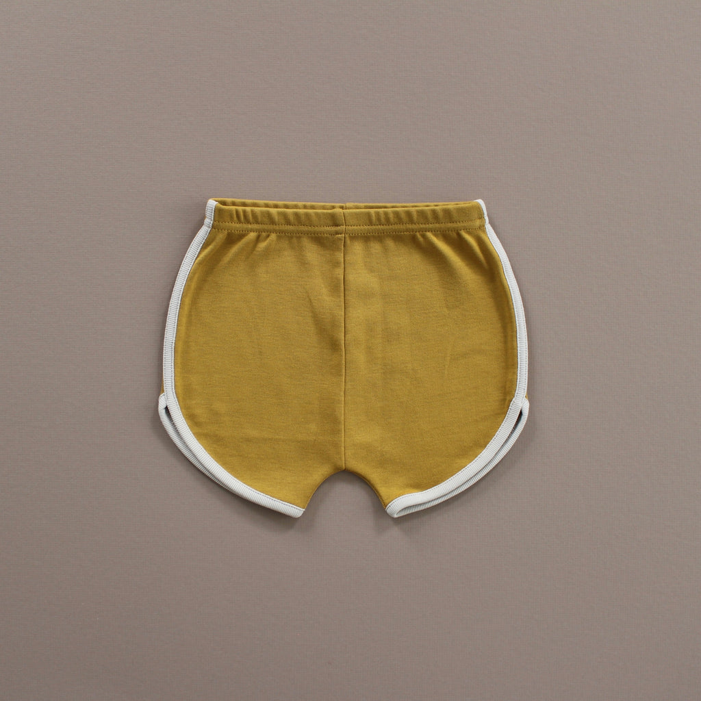 Fin and Vince - Vintage Track Shorts (Honeycomb)