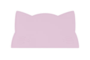 We Might Be Tiny - Cat Silicone Placie - Powder Pink