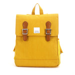 Perry Mackin Kid's Backpack - Mustard