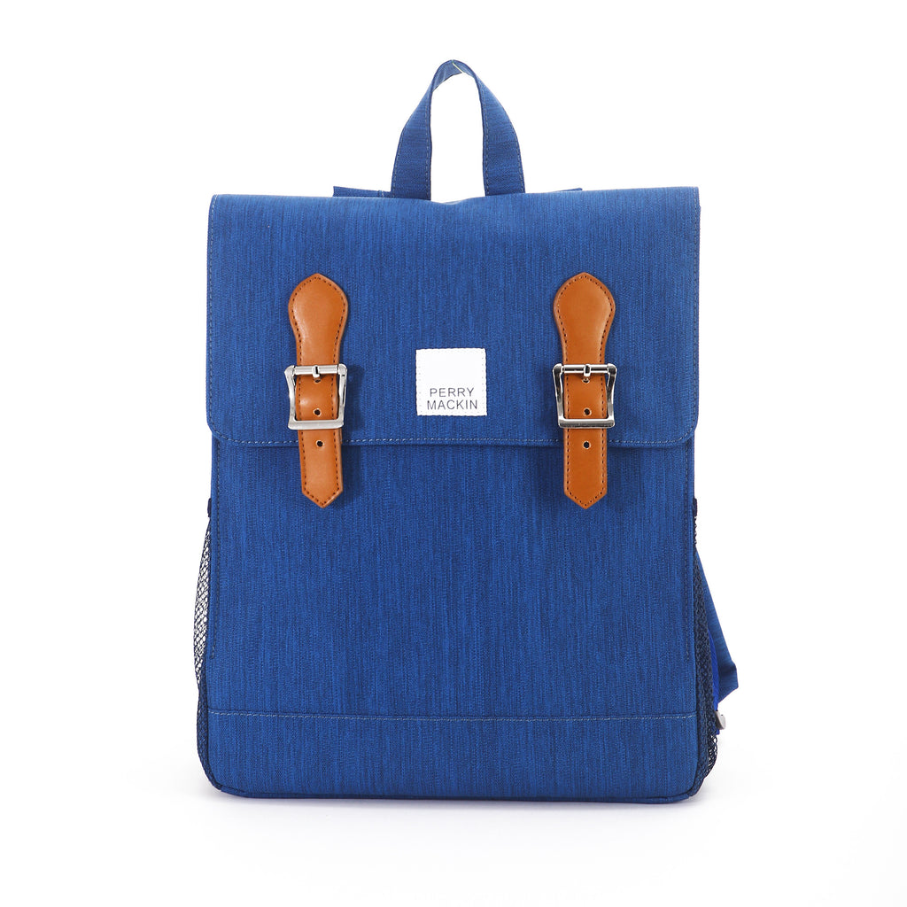 Perry Mackin Kid's Backpack - Blue