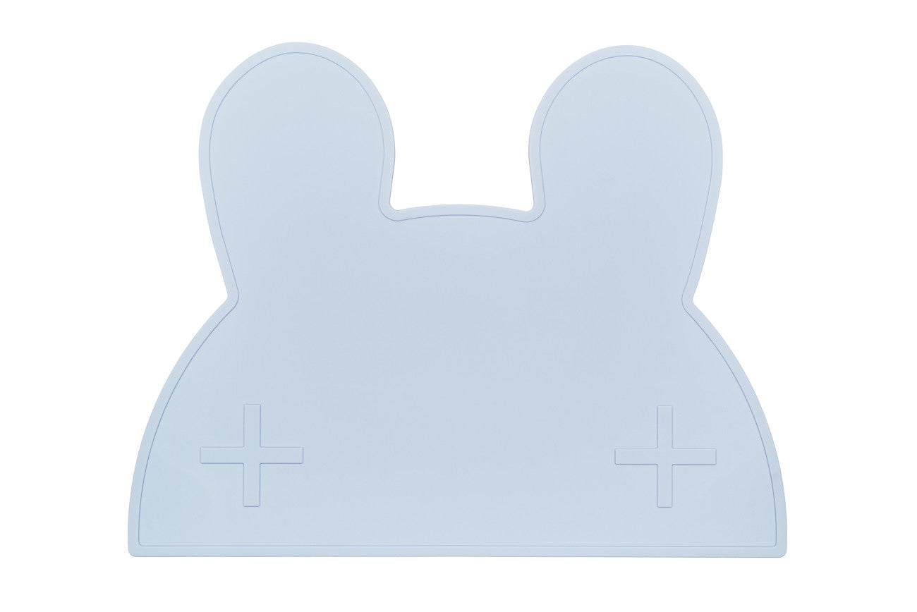 We Might Be Tiny - Bunny Silicone Placie - Powder Blue