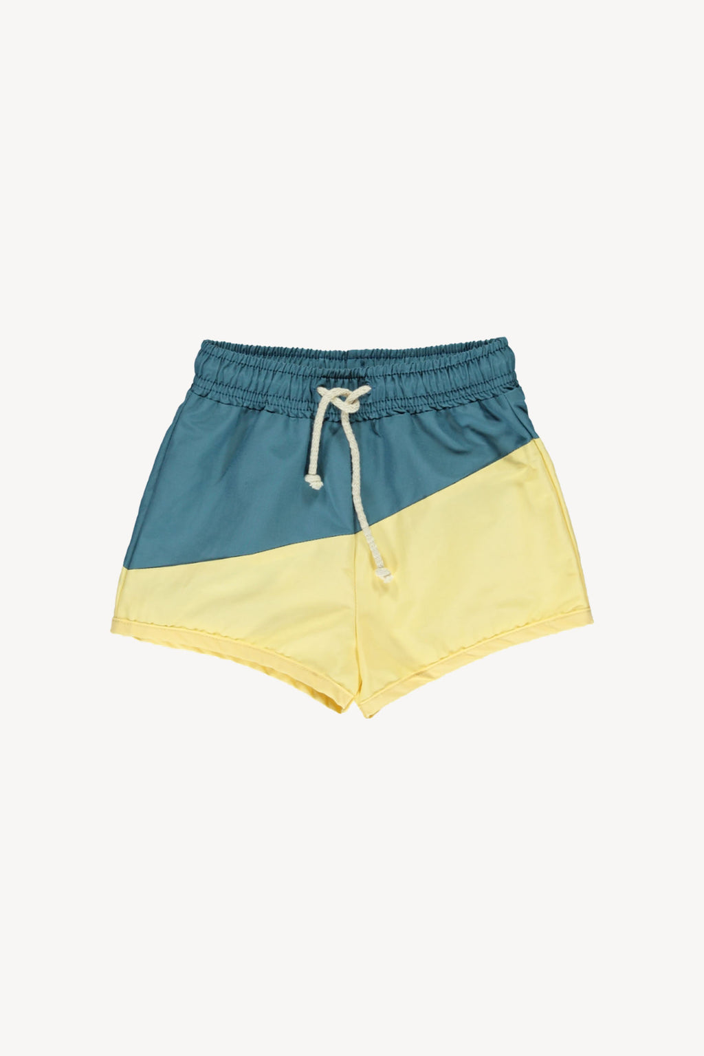 Fin and Vince - Board Shorts (Custard/Sky) - Only 12/18 & 10/11