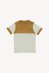Fin and Vince - Vintage Tee (Wheat)