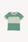 Fin and Vince - Vintage Tee (Schoolhouse Green)