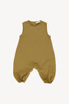 Fin and Vince - Tank Romper (Toffee)