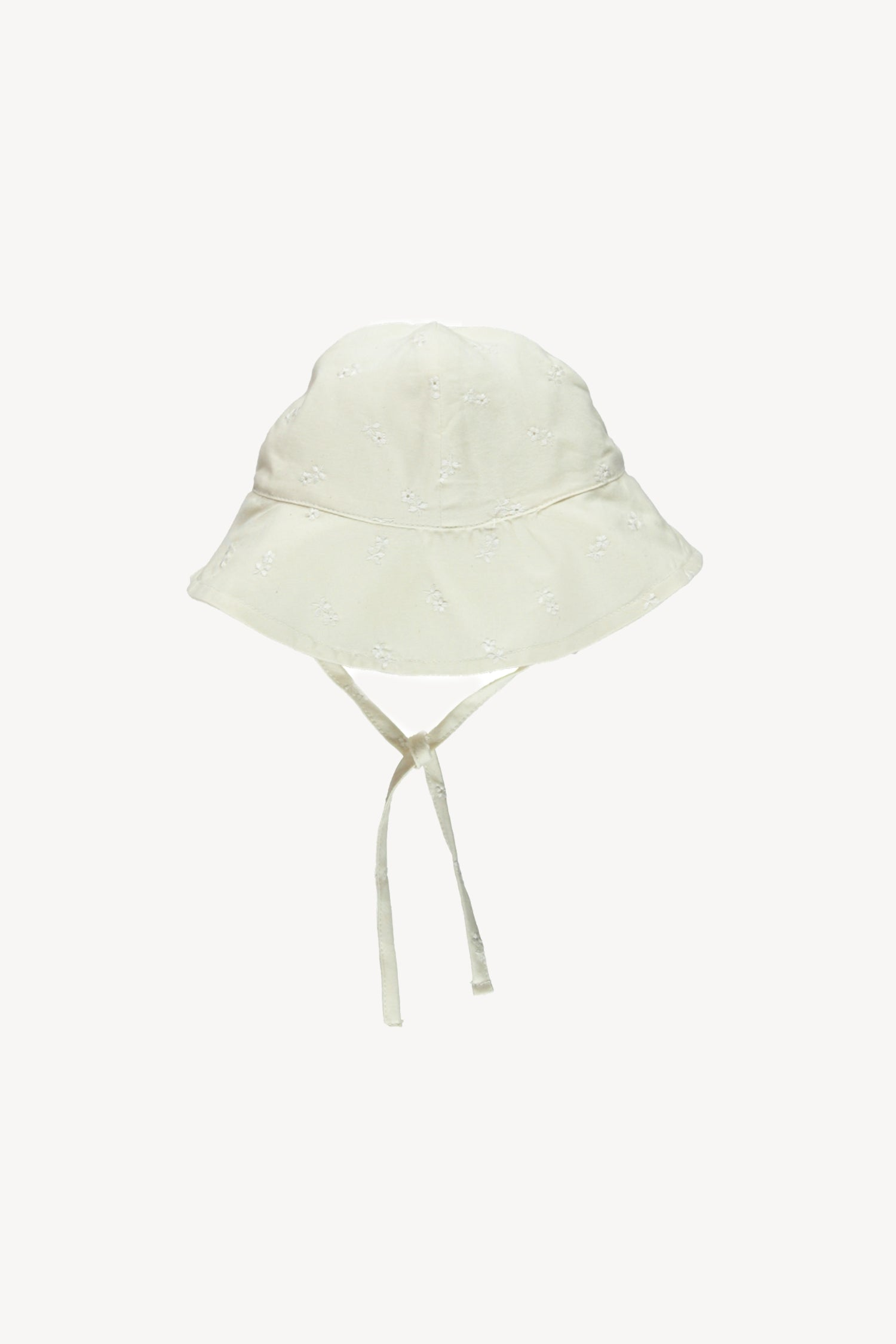 Fin and Vince - Sunhat (Natural Eyelet)