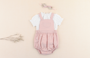 Sweet Teacup Romper