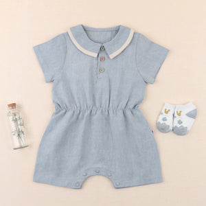 Rain & Cloud Romper
