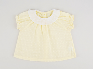 Sunshine Collar Blouse