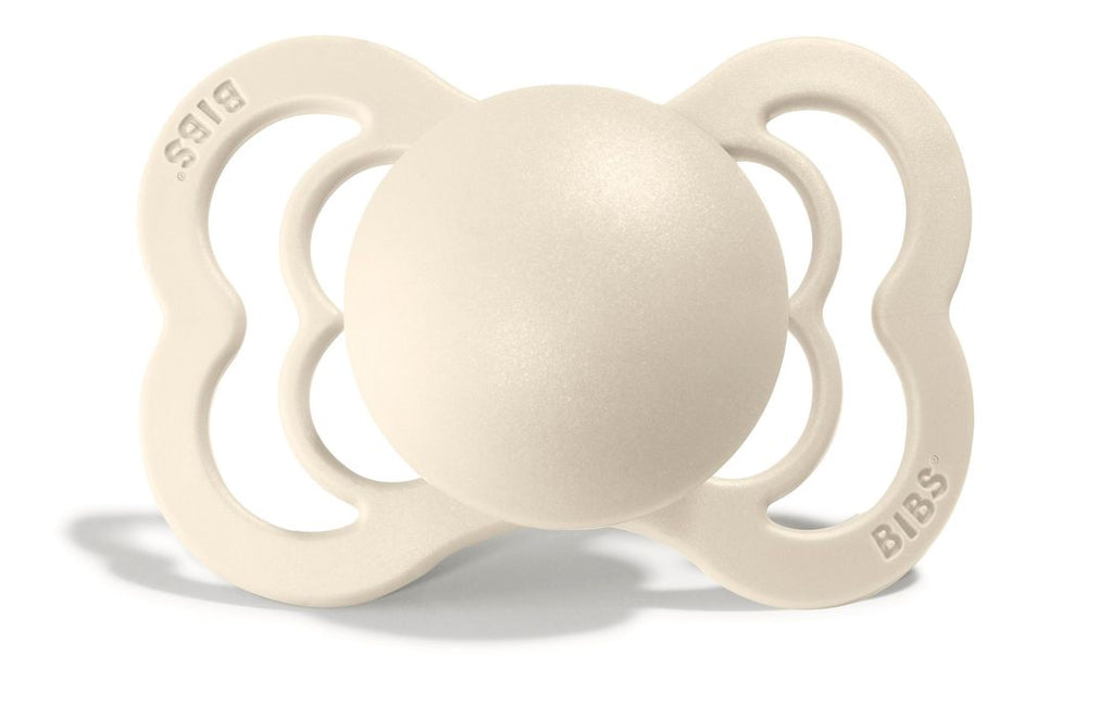 BIBS Pacifier Supreme - Ivory