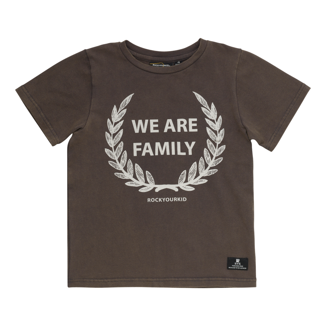 Rock Your Baby - We Are Family Tee