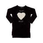 "Rock Your Baby - ""Your Love"" Tee Dress"
