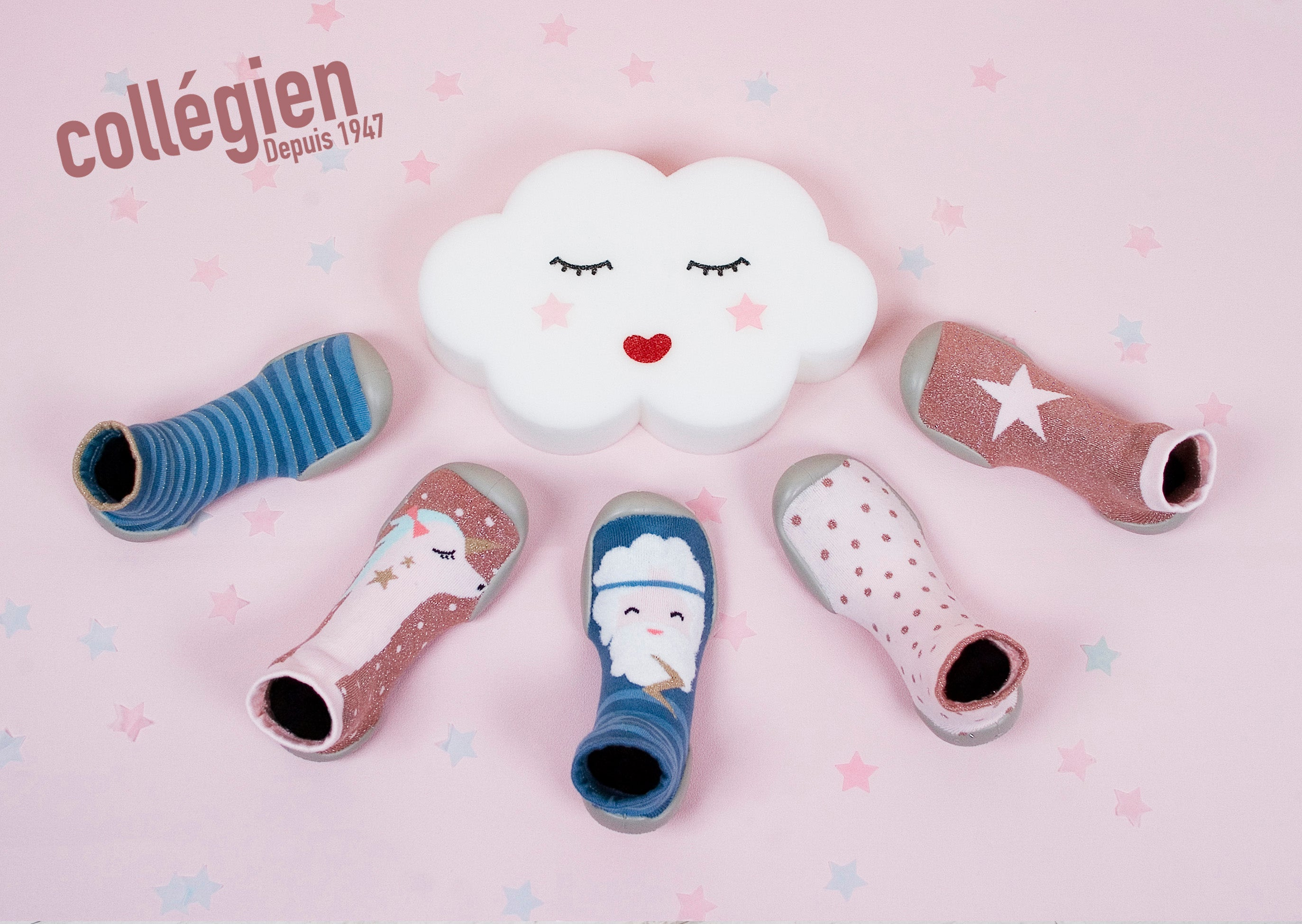 Collégien - Unicorn Slippers