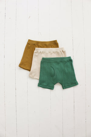Fin and Vince - Boxer Briefs (Schoolhouse Green)