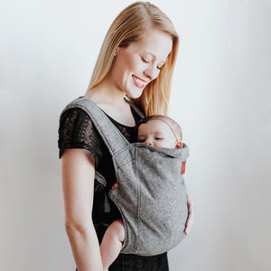 Happy Baby Carrier - Charcoal (Original)