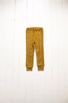 Fin and Vince - Drop Needle Pant (Mustard) - Last 3/6