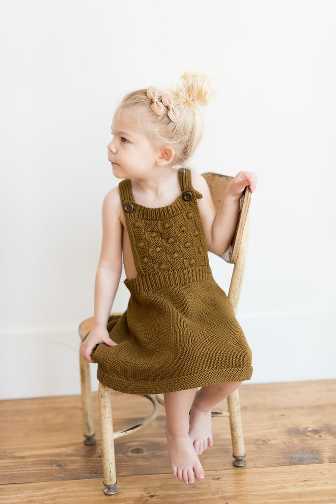 Fin and Vince - Knit Dress (Honeycomb)