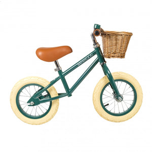 Banwood - FIRST GO! Green Bike