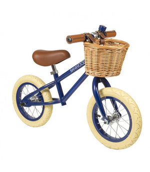 Banwood - FIRST GO! Navy Bike