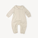Fin and Vince - Cozy One-Piece (Oatmeal)