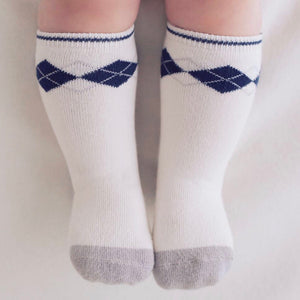 Argyle Ice Socks