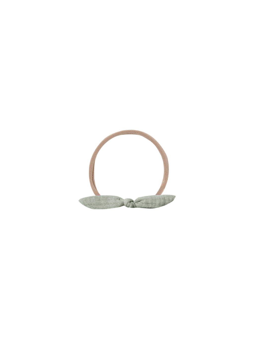 Quincy Mae - Little Knot Headband (Sage)
