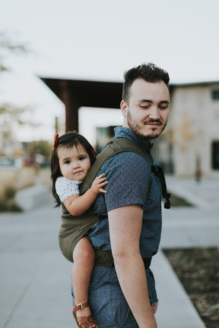 Happy Baby Carrier - Shadow