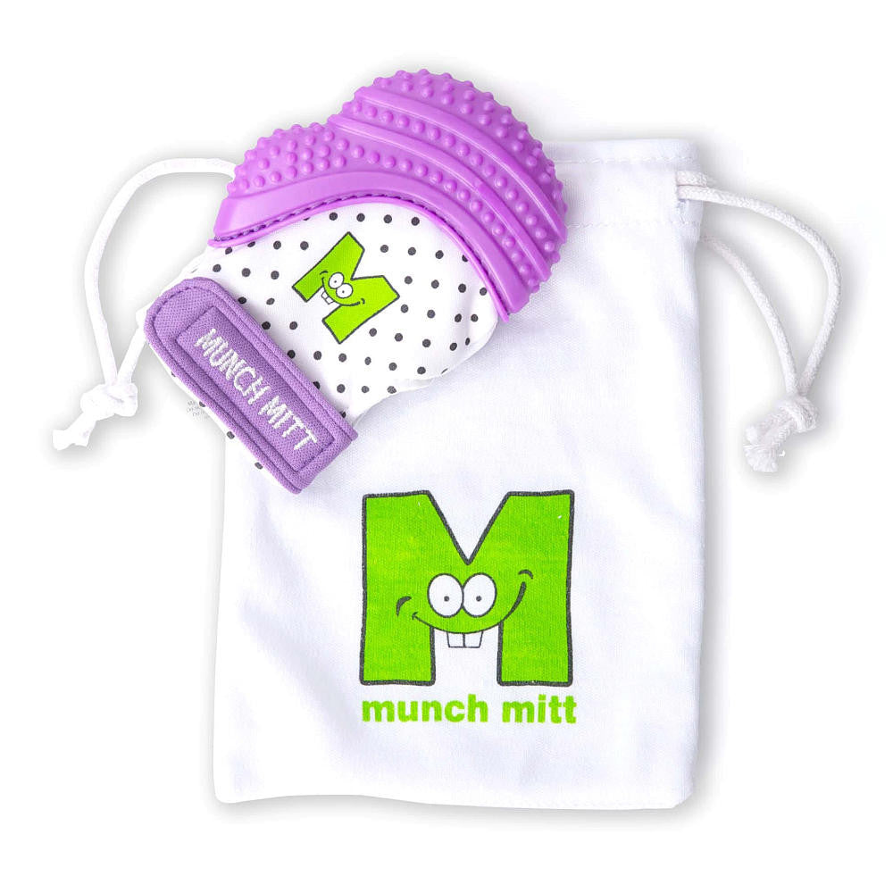 Munch Mitt - Purple