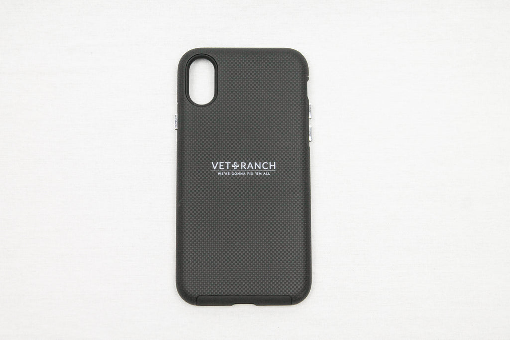 Vet Ranch iPhone Case