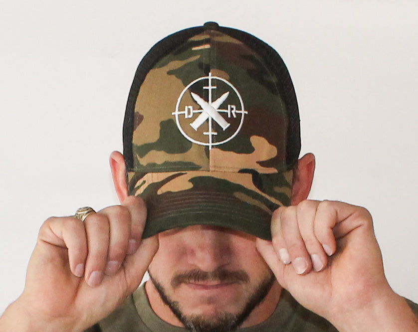 Demolition Ranch Camo Hat