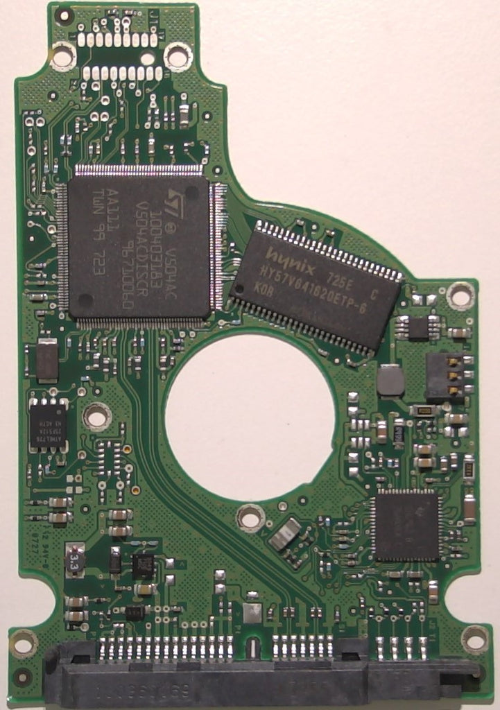 "Seagate ST9160823AS, 9S513G-030, 3.ADB, 100430580 REV C, 160GB, 2.5"" SATA PCB"