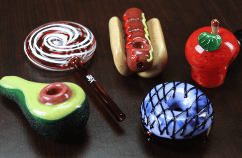 Novelty Pipes
