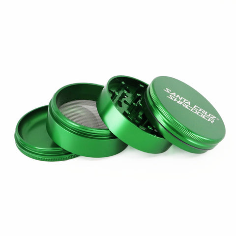 Santa Cruz Shredder Green 4PC Large - Friends in High Places