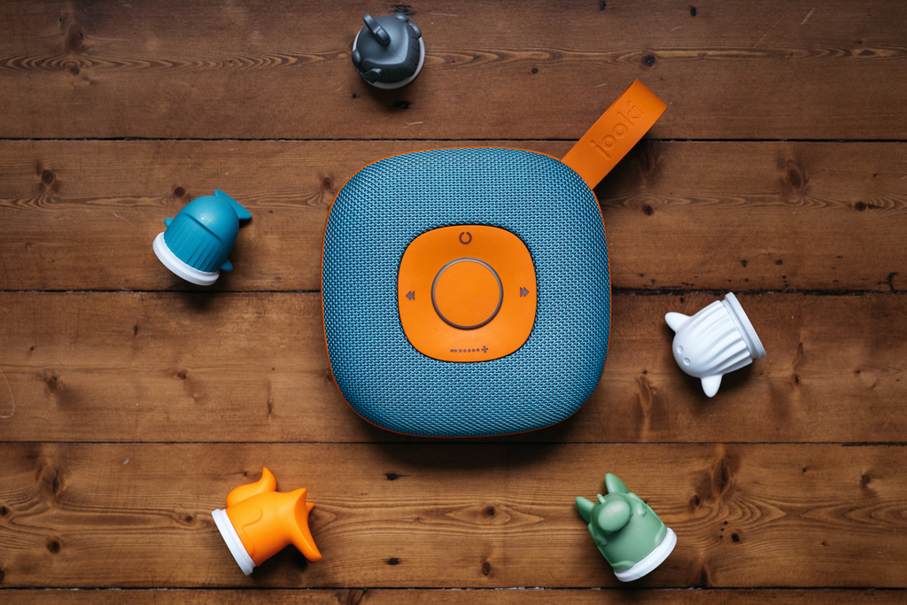 Jooki, the kid-friendly audio system, streams Spotify and Deezer and is now available in the EU & US