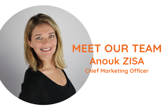Meet the team - Anouk, Chief Marketing Officer