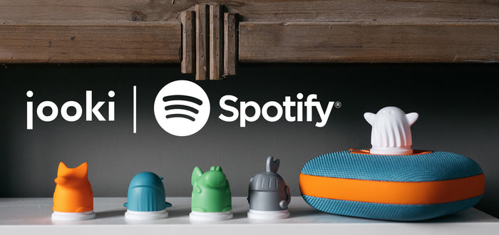 Jooki partners with Spotify, how fun!
