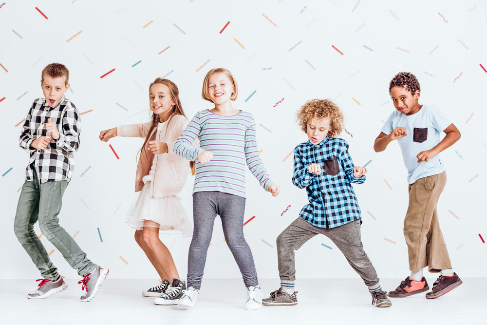 The Ultimate Spotify Dance Party Playlist for Kids