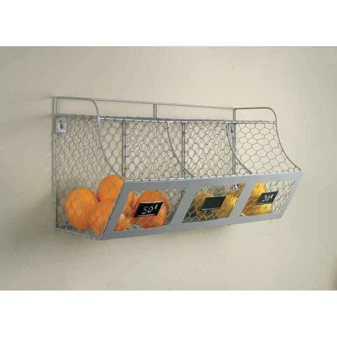 [shop name]:Chicken Wire Multi Bin