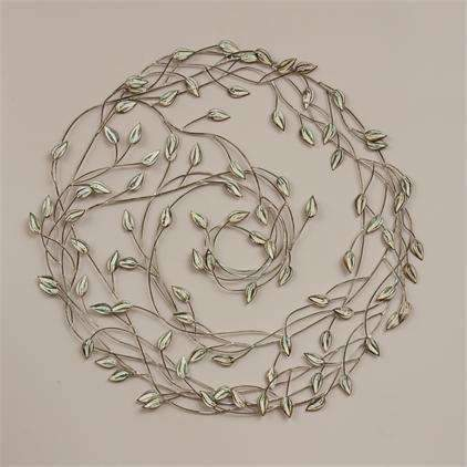 "[shop name]|27"" Decorative Iron Spiral:Wall Decor"