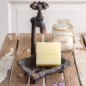 [shop name]|Rustic Water Faucet Soap Dish:Bathroom Decor & Accessories