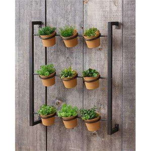 [shop name]|Wall Mounted Herb Planter:Garden & Plant Accessories