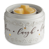 Fan Fragrance Candle Warmer- Live Laugh Love Illuminaire