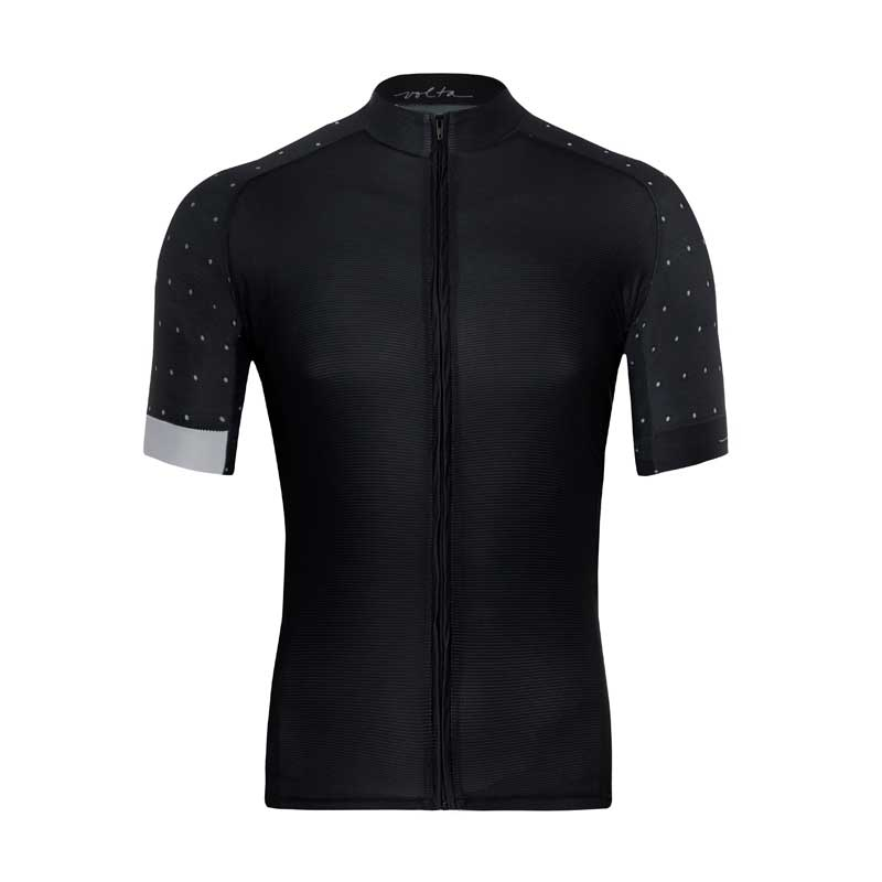 Black Polka Dot Jersey