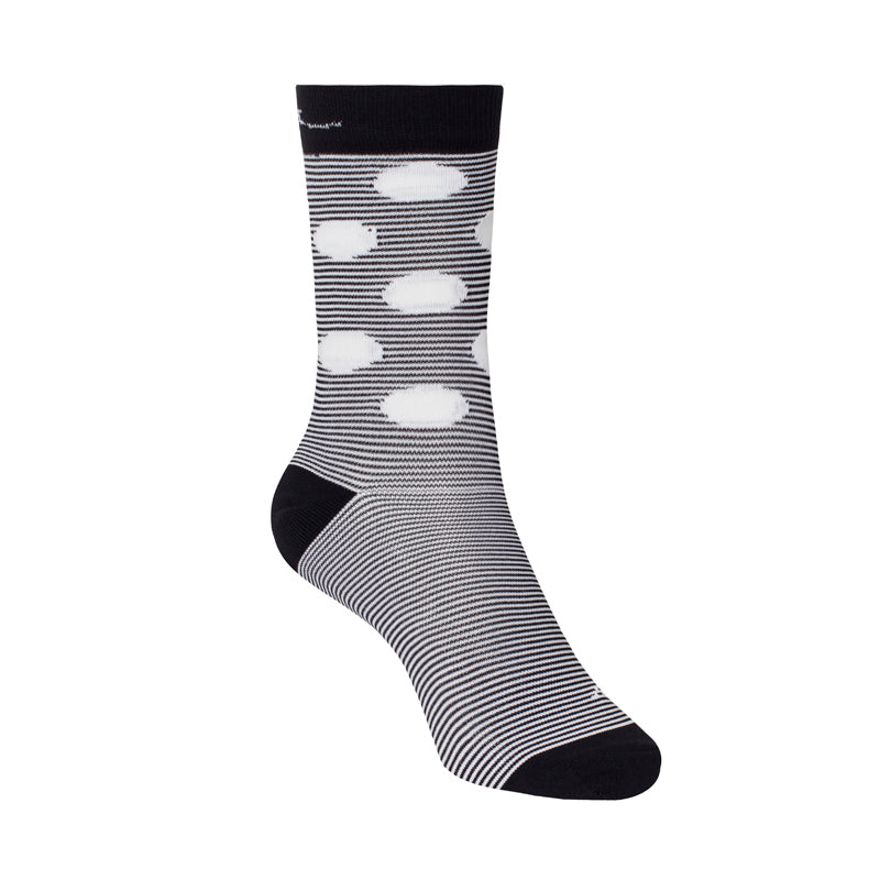 Black Dot Socks