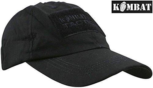 Army Combat Military Tactical Operator Baseball Cap US Sun Hat Military Army One Size Black Tactical - Bear Essentials Clothing Company